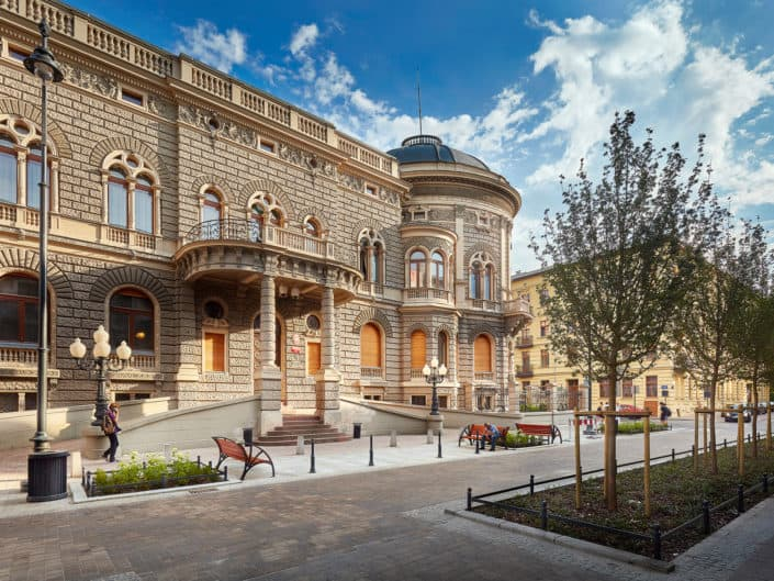 Pałac Poznańskiego Akademia Muzyczna