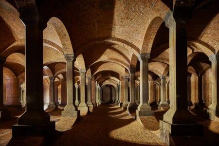 Podziemna katedra zbiorników wodnych na Stokach - ZWiK
