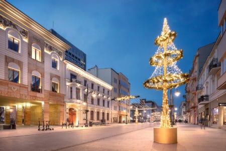 Piotrkowska Ozdoby Świąteczne - Choinka
